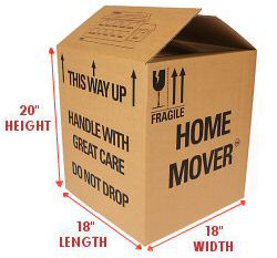 Home Mover Removal Boxes