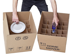Pack With Boxworks Packing Box For Glassware Crockery